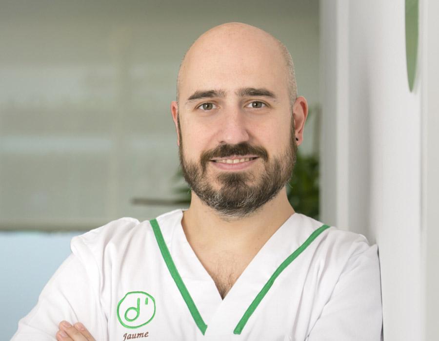 JAUME ASENSIO ESTEVE Higienista